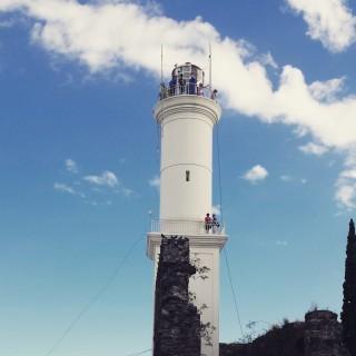 Leuchtturm von 1857.
